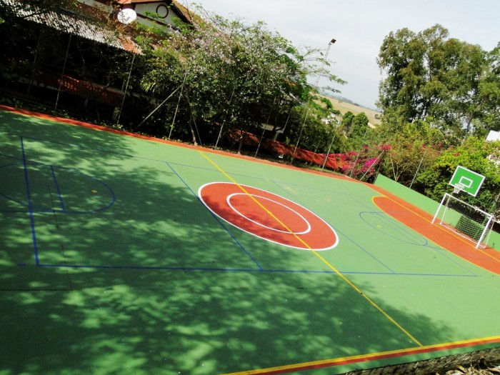 Colina Verde_quadra poliesportiva