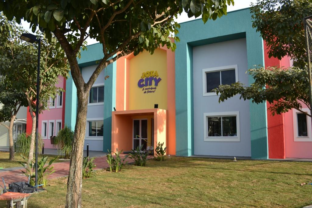 Jota-City - a cidade das crianças - em Atibaia, São Paulo
