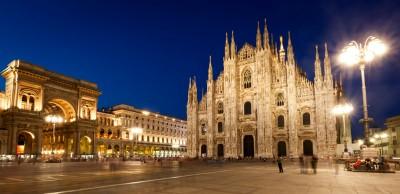 Uma das catedrais góticas mais sensacionais do mundo: 8.200 blocos de mármore somente na fachada e 2.300 estátuas na parte externa.Foto: ©iStock.com /ValeryEgorov