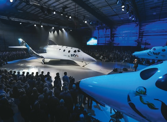 FOTO 2016 MARK GREENBERG / VIRGIN GALACTIC
