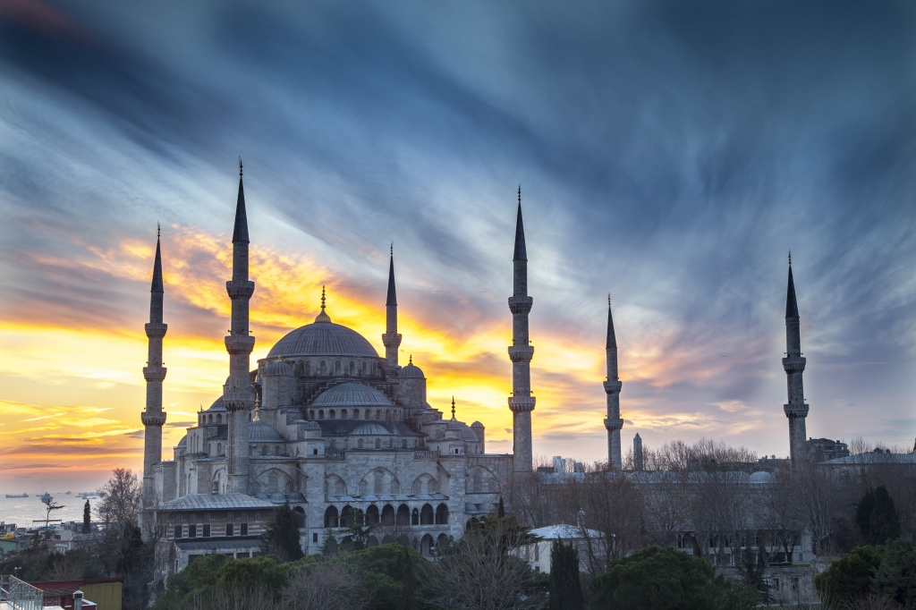 Hagia Sofia - Istambul- Turquia