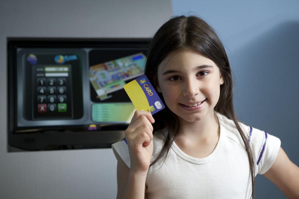 Cartão de crédito da Jota-City