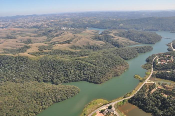 Reservatório Paulo de Paiva Castro - Foto Francisco de Assis Honda