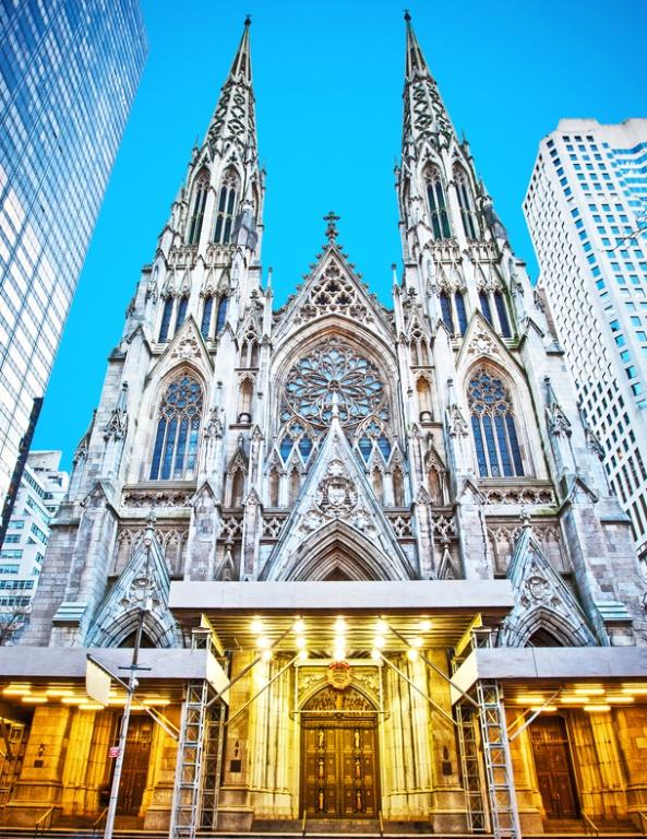 Catedral de Saint Patrick- Nova Iorque- EUA
