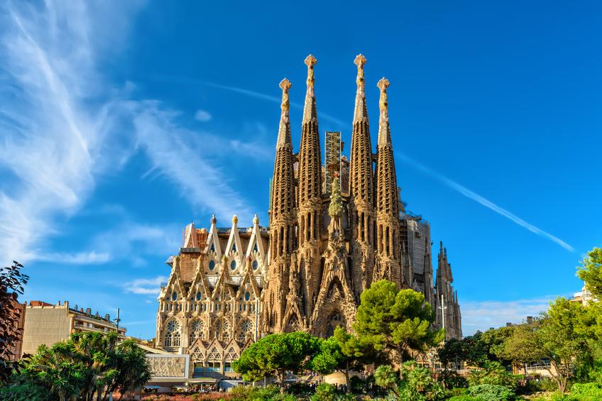 Templo Expiatório da Sagrada Família, Barcelona- Espanha