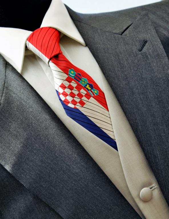 Zabreb gravata  Bombaert
