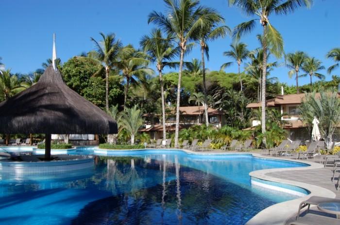 cana brava resort - piscina 2