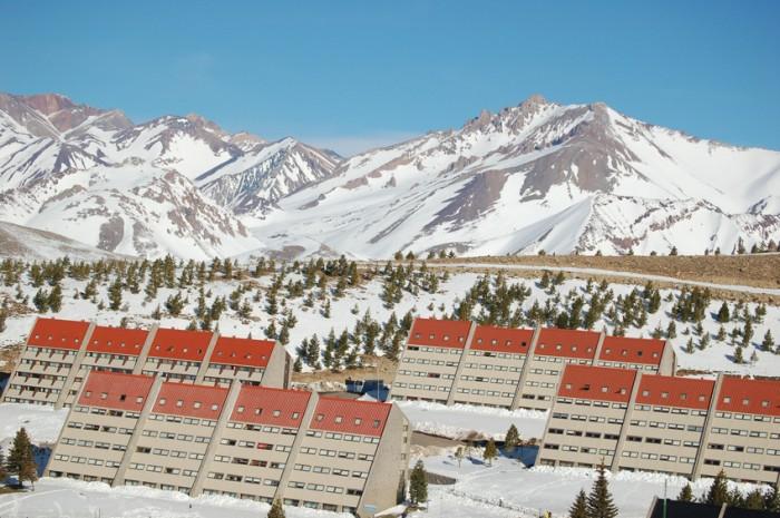 Las Lenas Ski Resort
