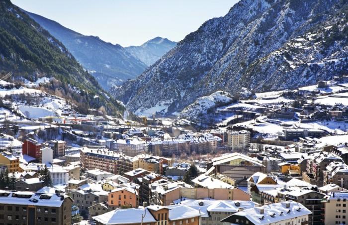 Encamp. Andorra. ??????. ???????