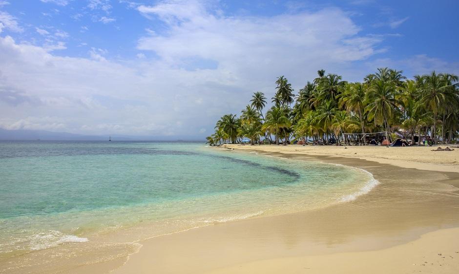 praias América Central
