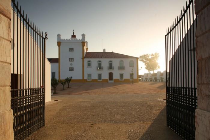 4 - Torre de Palma Wine Hotel - entrada