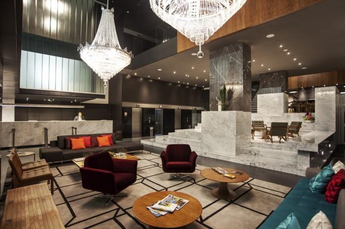 Hall do H Niterói hotel
