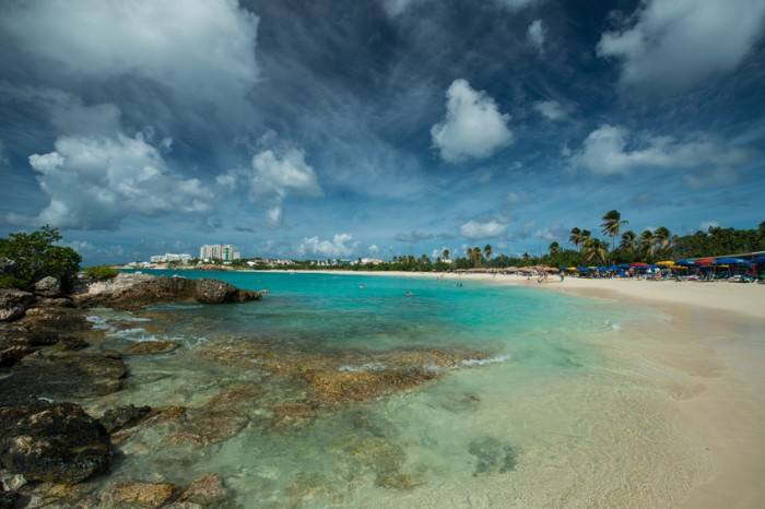 Mullet bay, St. Maarten