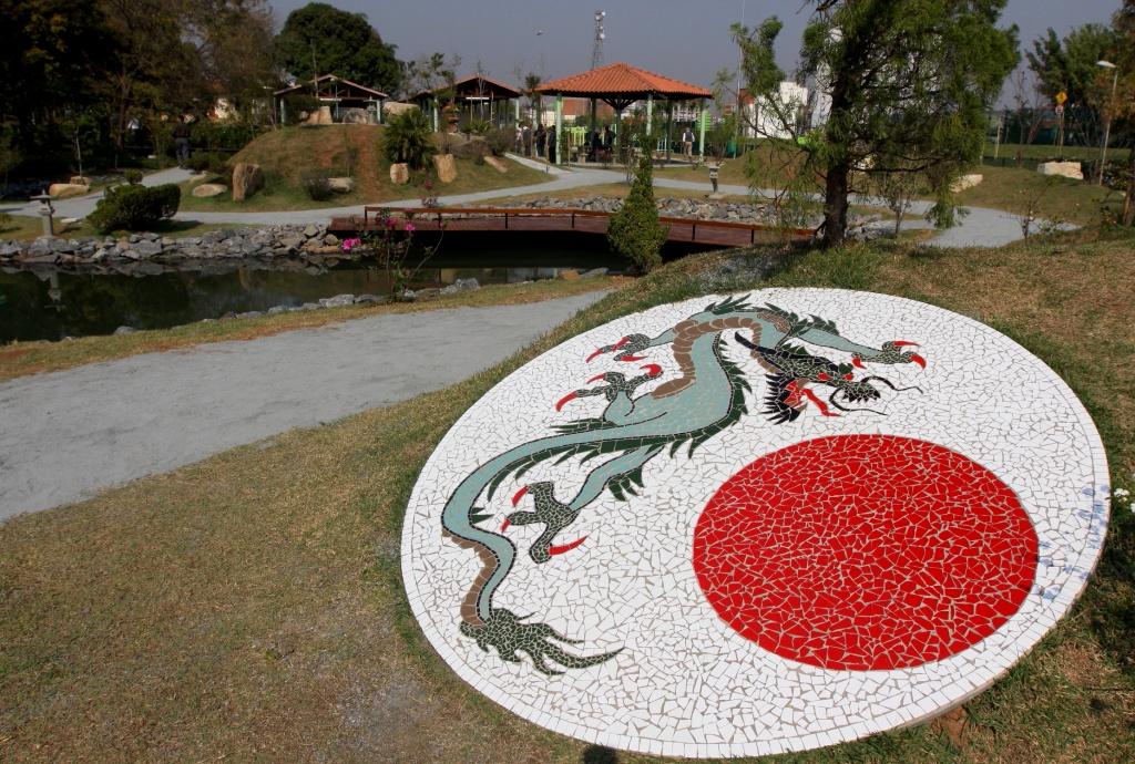 Parque_Cidade_JD_Japones Alex Brito/PMJ