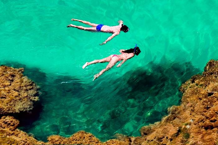 Pousada Taipu de Fora piscina natural