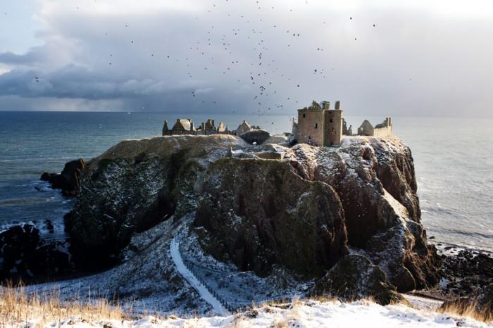 Resultado de imagem para castelos escócia