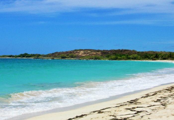 Navio Beach, Vieques Island, Puerto Rico