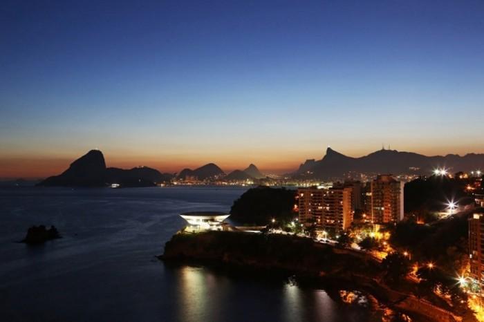 vista do H Niterói hotel 2