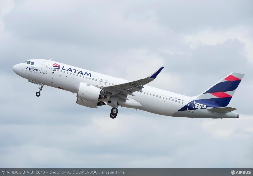 05_First A320neo LATAM MSN7126