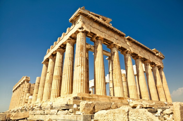 Parthenon on Akrolopis in Athens, Greece [url=http://francais.istockphoto.com/search/lightbox/11205810&refnum=rachwal81][img]http://img69.imageshack.us/img69/5862/greecew.jpg[/img][/url] [url=http://francais.istockphoto.com/search/lightbox/11392123&refnum=rachwal81][img]http://img97.imageshack.us/img97/3323/antiquek.jpg[/img][/url]