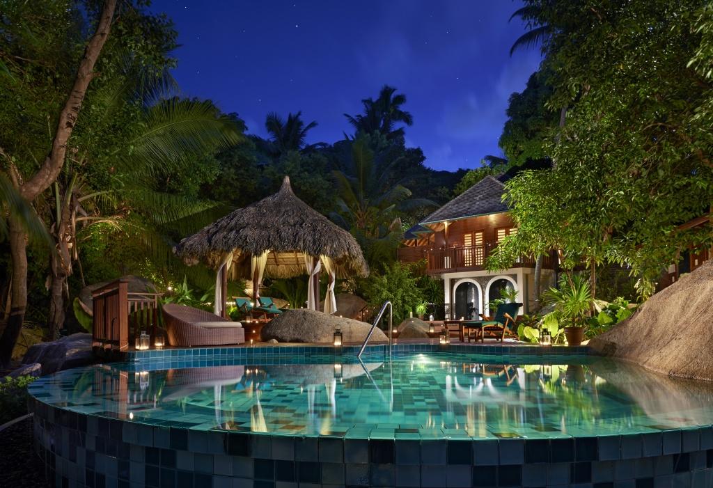 Foto por Hilton Seychelles Labriz