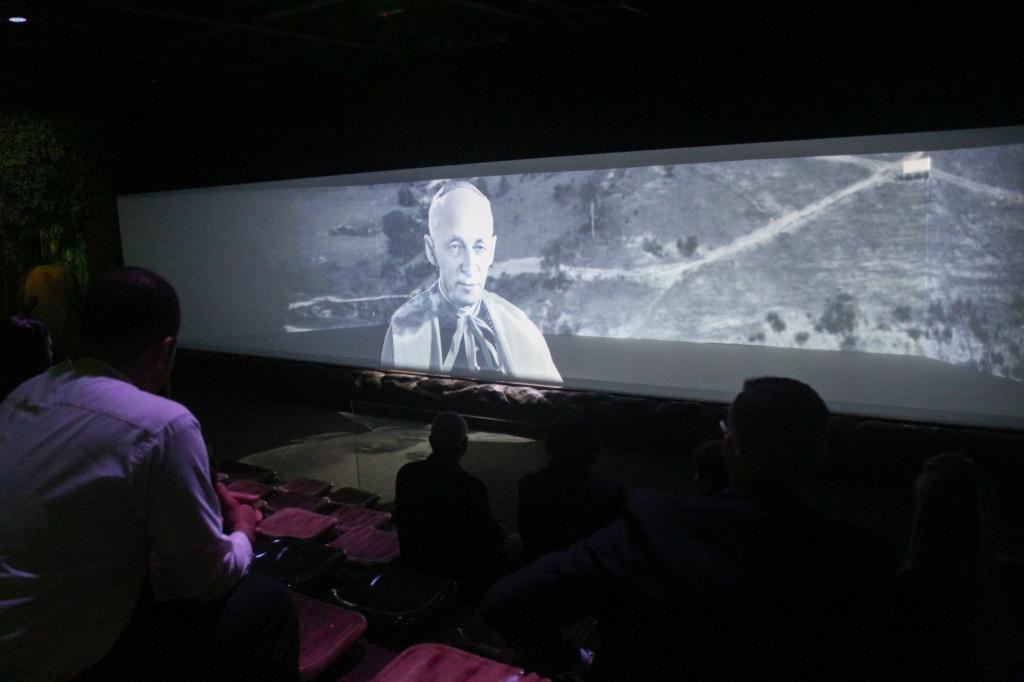 Cine Padroeira - 150 lugares