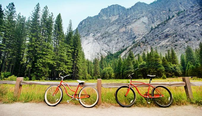 yosemite-bike-ride Divulgação