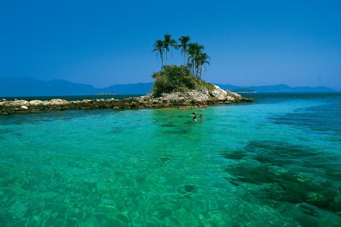Ilha de Cataguases, Ba?a de Angra