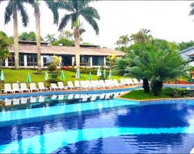 Localizado em Avaré, Hotel Berro D'Água é um complexo que une hospedagem, lazer e eventos. Tudo em um espaço de 70 mil m2 de excelente infraestrutura. Foto: Luciano Emiliano