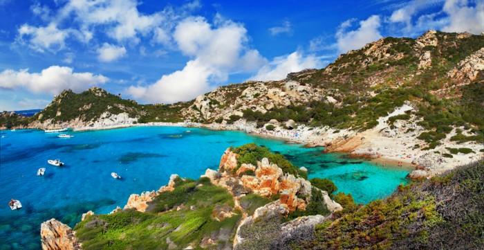 la Maddalena, Island