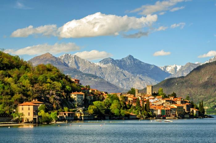 Lago di Como (Lake Como) Rezzonico