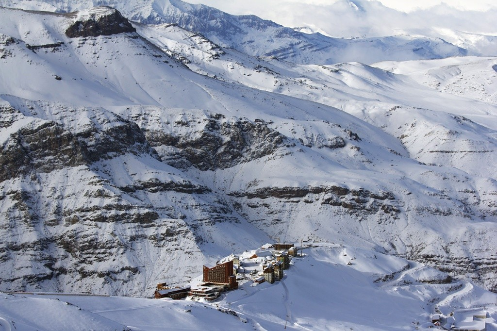 Valle Nevado Divulgação