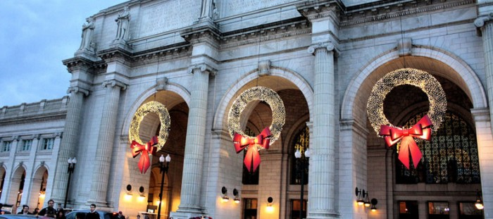 union-station-christmas-lights-and-wreaths_credit-phil-roeder