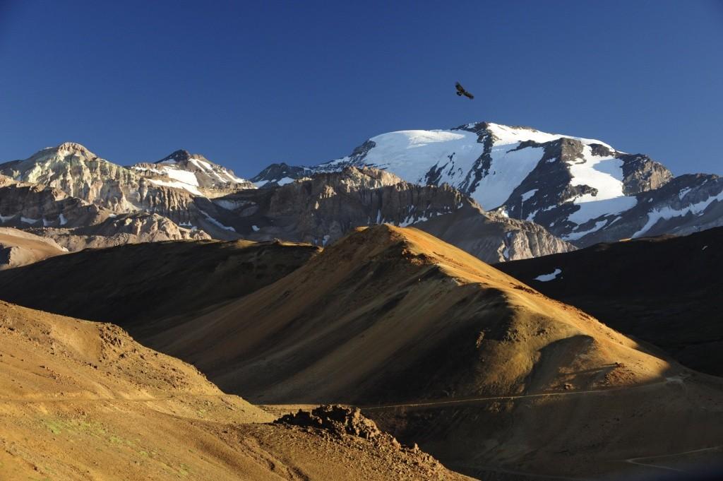 vista-cordillera Divulgação/ Valle Nevado