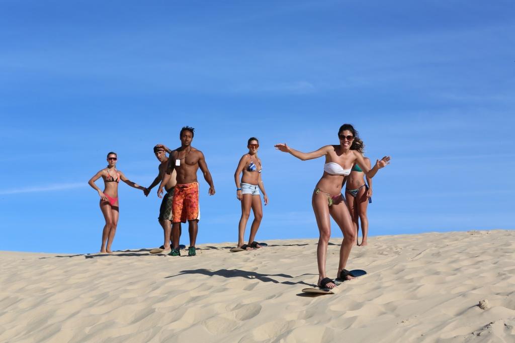 sandboard Divulgação