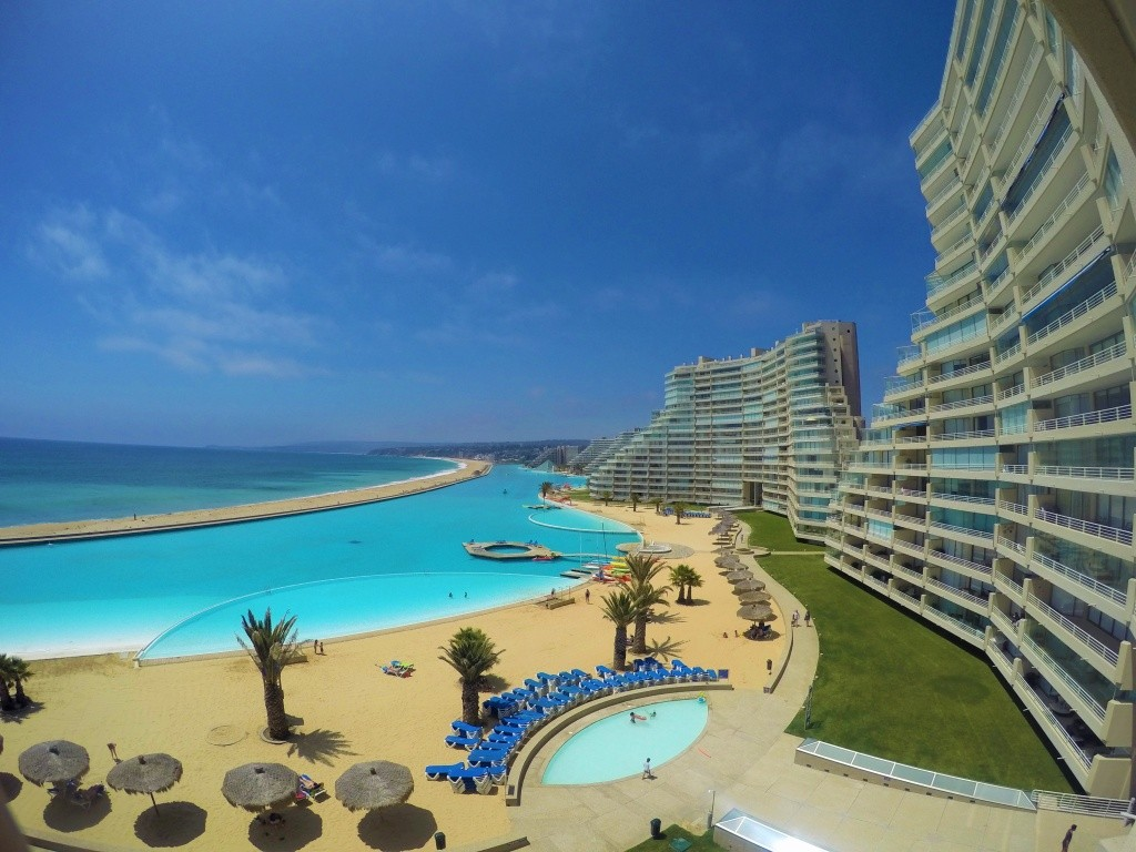 conhe a a maior piscina do mundo qual viagem