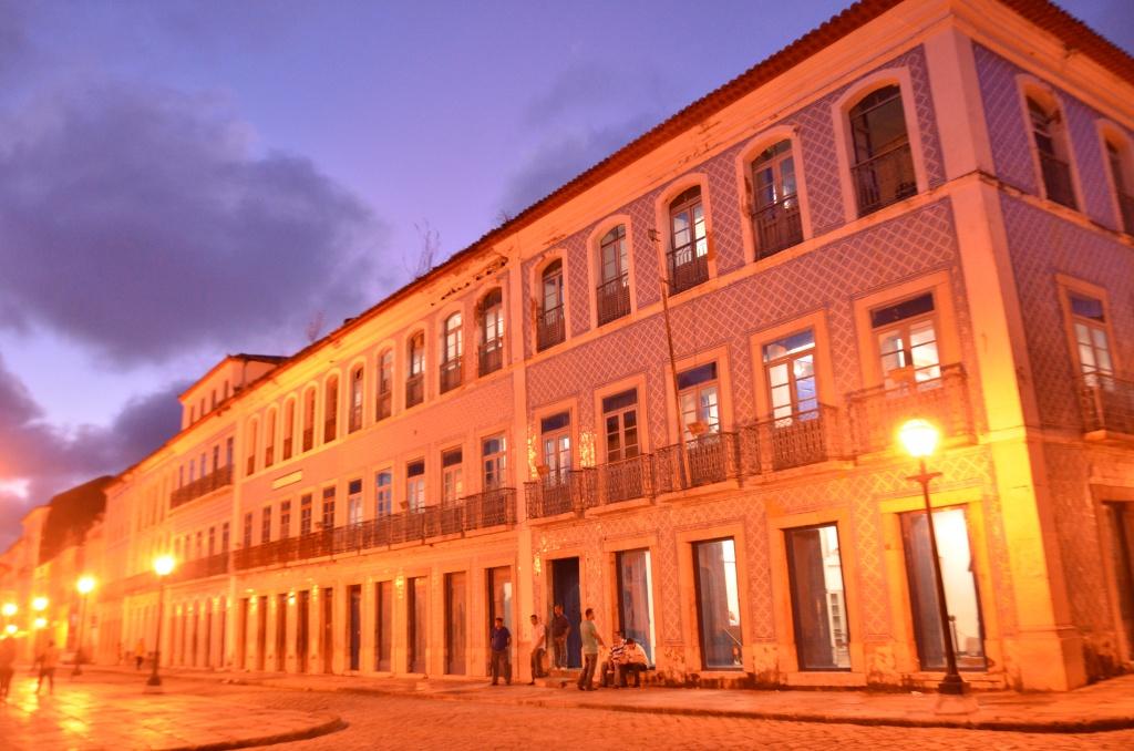 Centro histórico - Maranhão