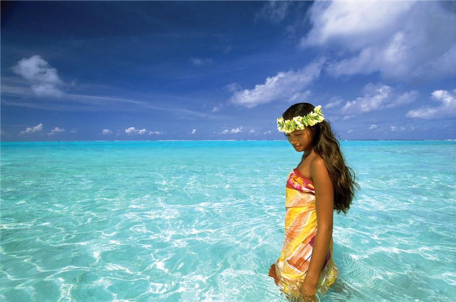 Lagoon de Huahine, Polinésia Francesa | Créditos: David Kirkland para Tahiti Tourisme