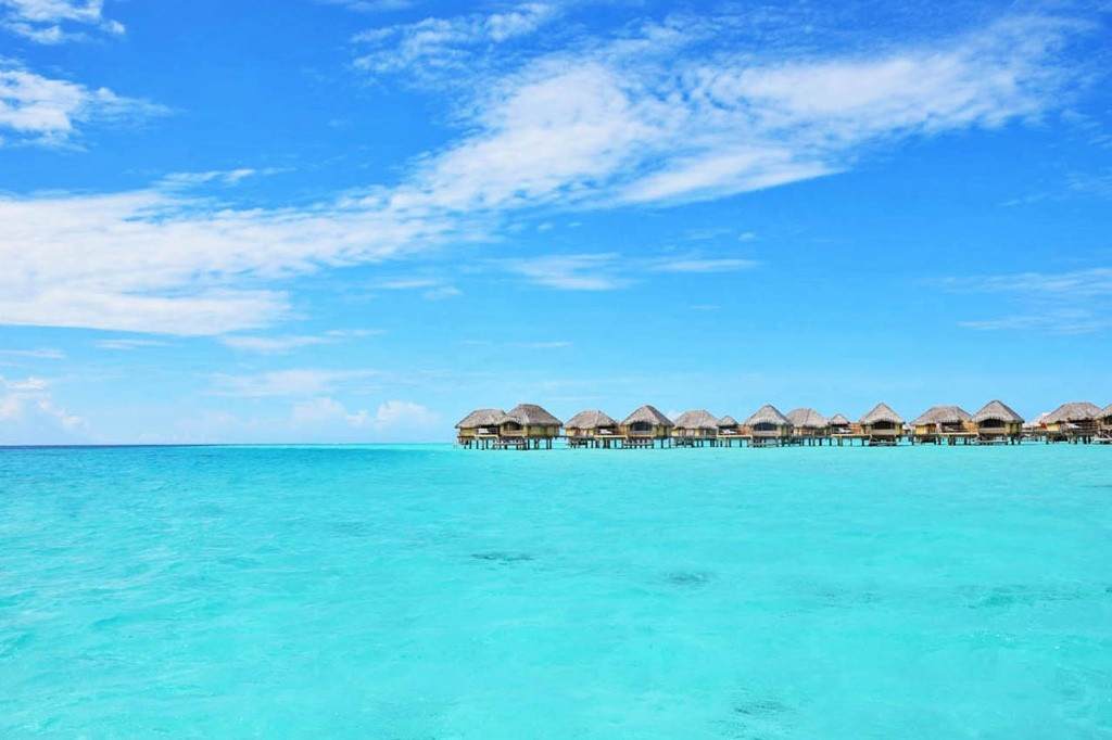 Le Taha'a Island Resort & Spa, na Polinésia Francesa | Créditos: Lala Rebelo