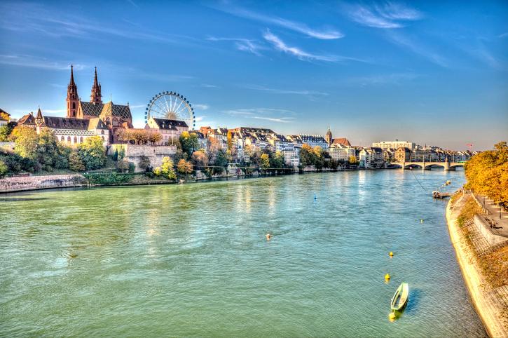 City of Basel in SwitzerlandCity of Basel in SwitzerlandCity of Basel in SwitzerlandCity of Basel in SwitzerlandCity of Basel in Switzerland
