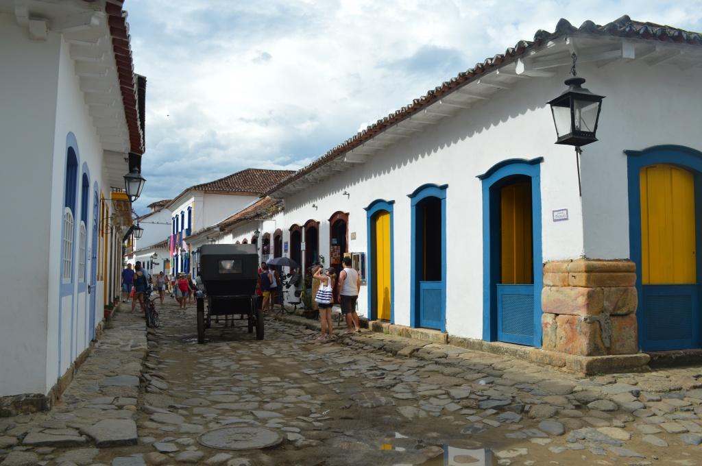 Centro Histórico de Paraty - Foto: Luana Martins