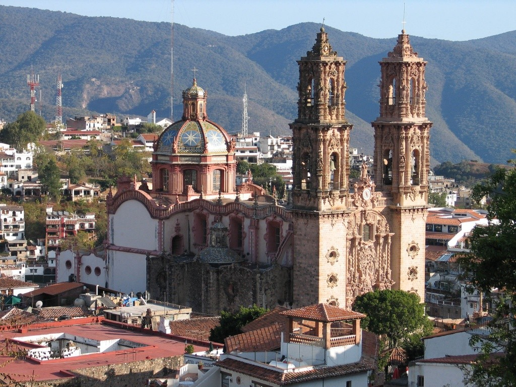 taxco-catedral