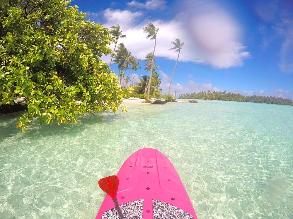 Tahaa, na Polinésia Francesa