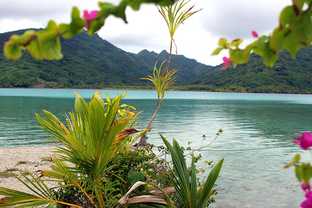 Huahine: uma ilha intocada e selvagem na Polinésia Francesa