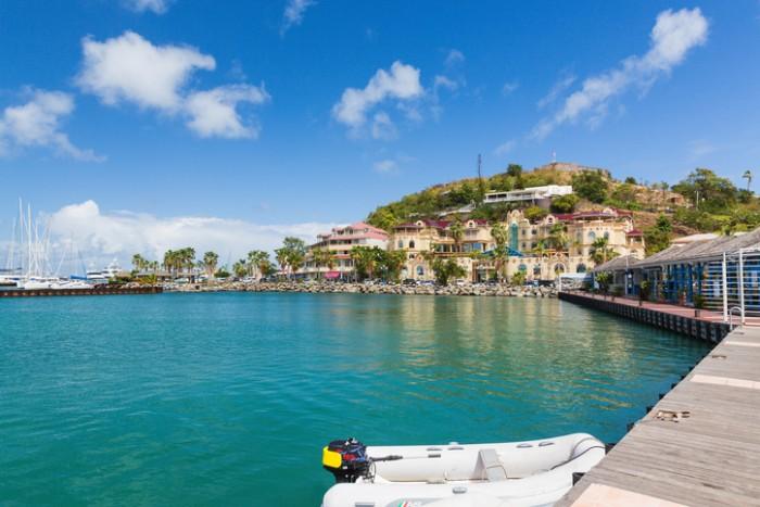 St Maarten - French Side
