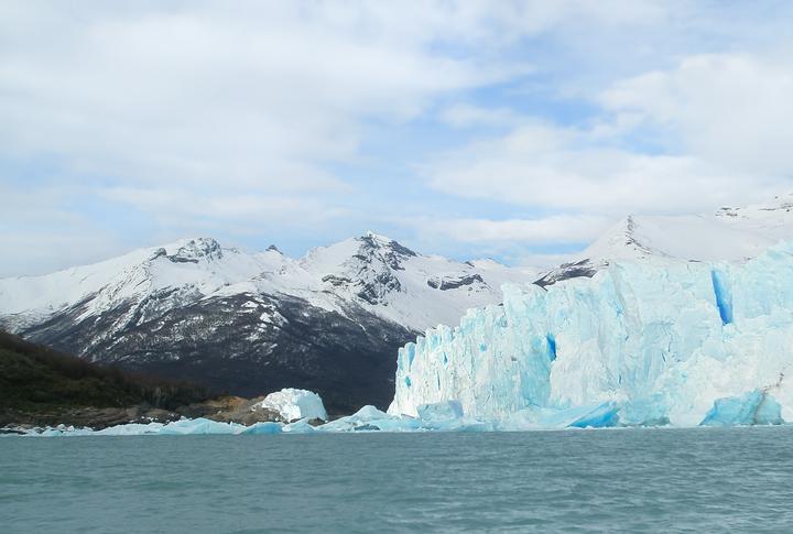 OLYMPUS DIGITAL CAMERAPerito Moreno glacier is located in southern Argentina, near El calafate town.