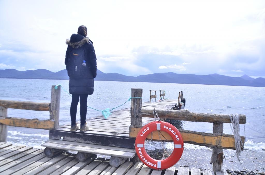 Lago Fagnano.
