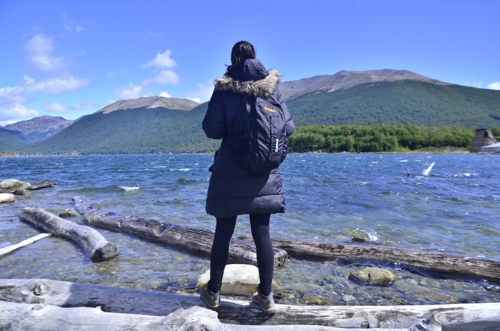 Lago Escondido.