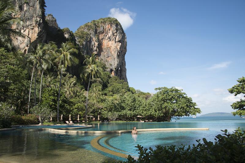 onde se hospedar em Krabi
