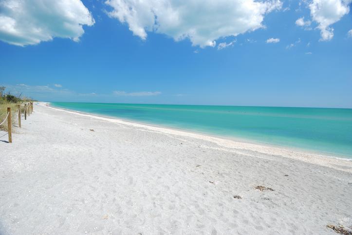 An idyllic beach spot on Sanibel - Capitva Island